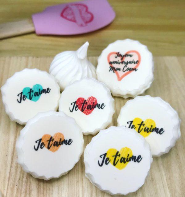 """meringues pour dire """"je t'aime"""""""
